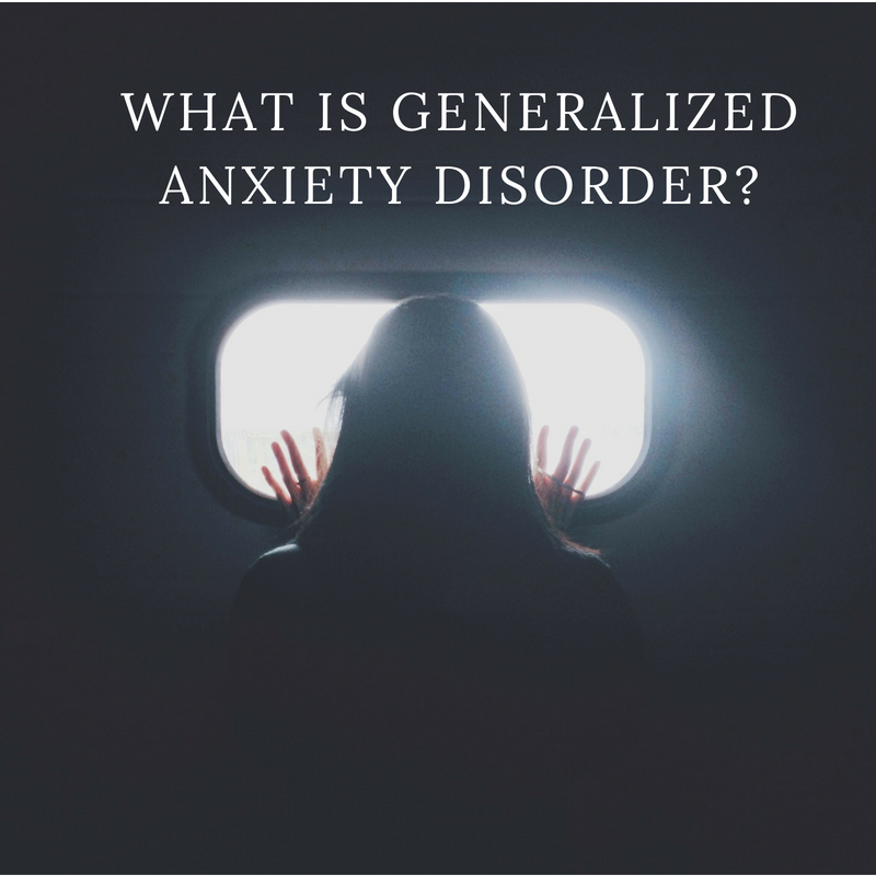 what is generalized anxiety disorder and what you can do about it.