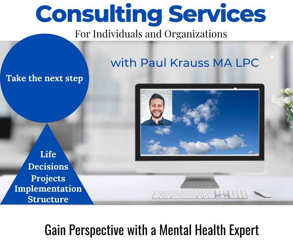 Paul Krauss Therapist Counselor